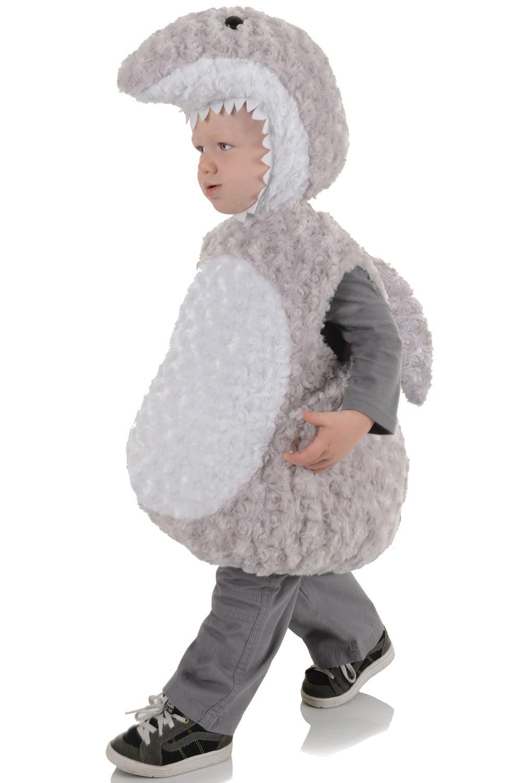 Parrot Infant Hooded Costume Plush Swirl Fur Body Halloween Underwraps Toddler
