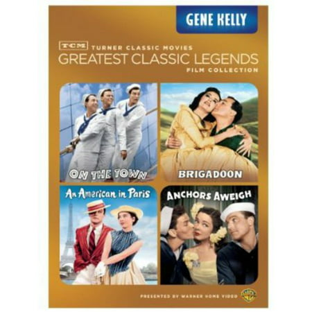 TCM Greatest Classic Legends Film Collection: Gene Kelly ( (DVD)) - Leon Kennedy Halloween