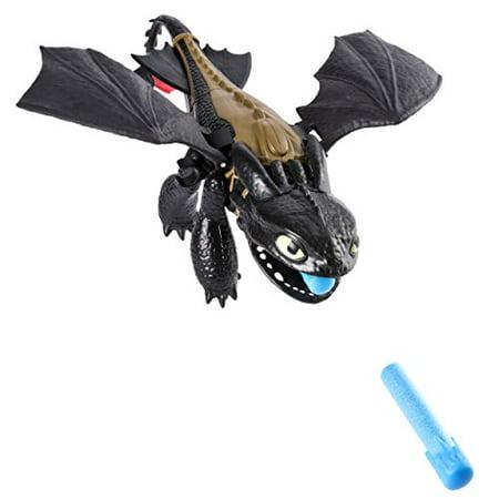 Dreamworks Dragons – Toothless Dragon Blaster with Foam Darts - image 2 de 4