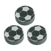 Sports Whiskey Chilling Rocks - Set of 3 Ice Stones