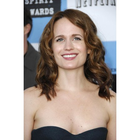 Elizabeth Reaser In Attendance For Film Independent Spirit Awards Santa Monica Beach Los Angeles Ca February 24 2007 Photo By Michael GermanaEverett Collection Celebrity