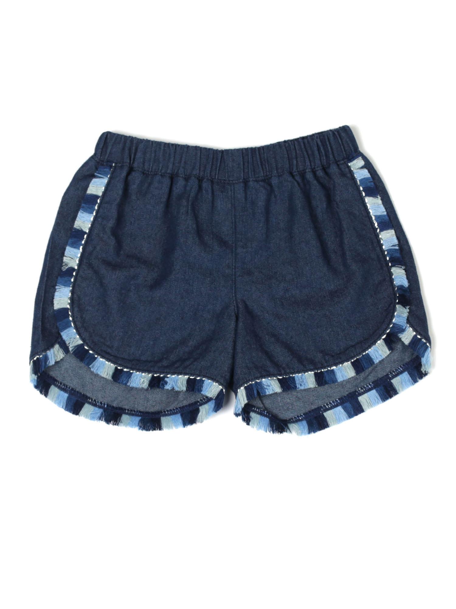 Pull-on Short (Baby Girls & Toddler Girls)