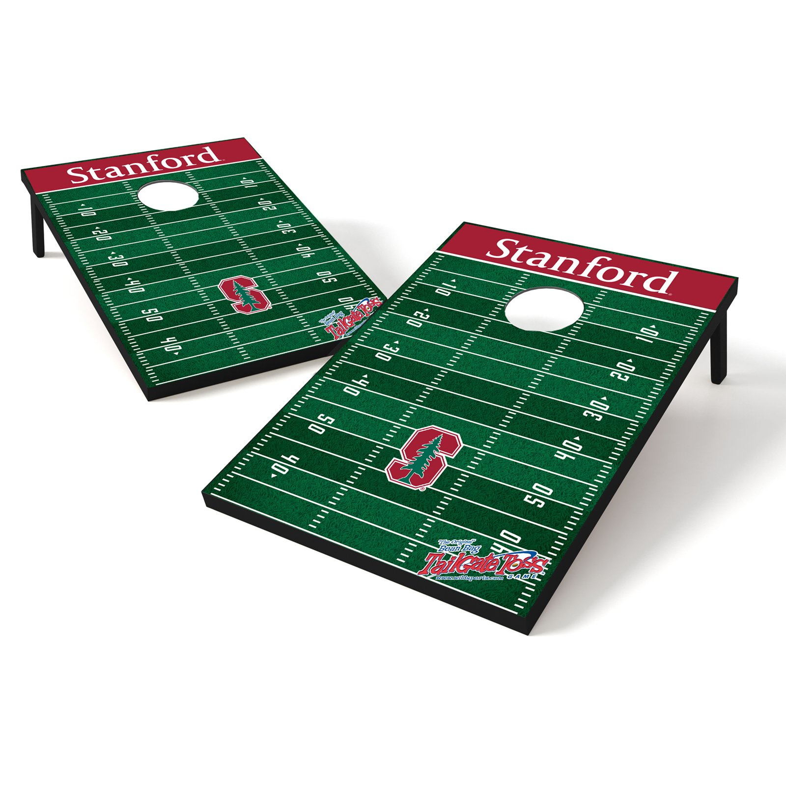 Tailgate Toss NCAA Cornhole Game Set