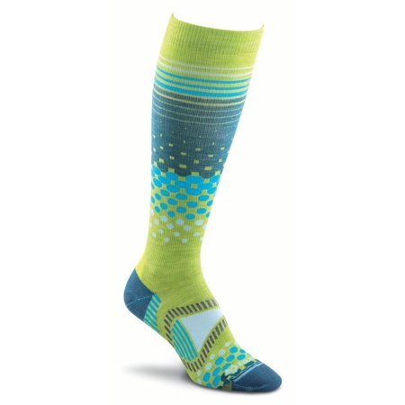 Fox River Tremblant Women`s Cold Weather Ultra-lightweight Over-the-calf Socks,