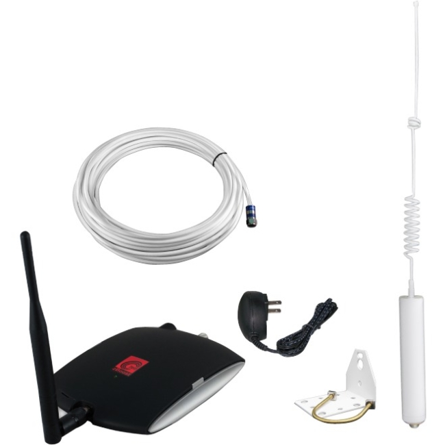 zBoost Zb575-v Tri-Band 4G Cellular Phone Signal Booster