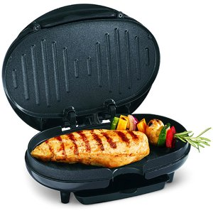 """Proctor Silex 32"""" Compact Grill 