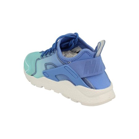 88e00ad6941a Nike Womens Air Huarache Run Ultra BR Low Top Lace Up Running - image 1 of  ...
