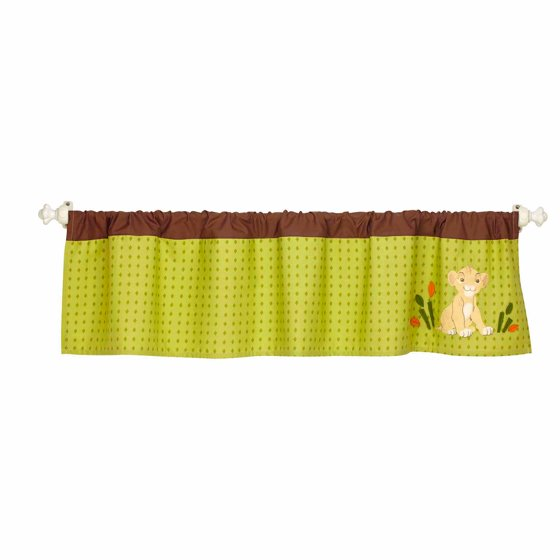 Disney Baby Bedding Lion King Wild About You Window