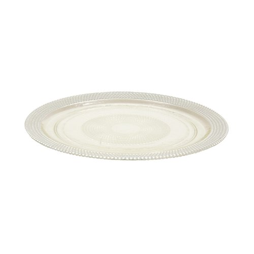 Woodland Imports 13'' Plate by Benzara