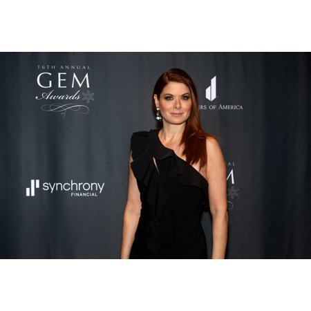 Debra Messing At Arrivals For Jewelers Of America Hosts 16Th Annual Gem Awards Gala Cipriani 42Nd Street New York Ny January 19 2018 Photo By Eli WinstonEverett Collection (Elk Stone Mosaic)