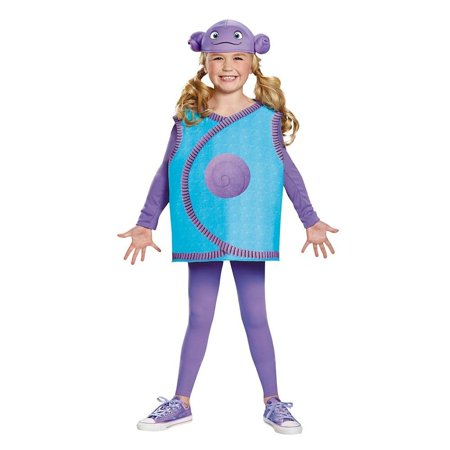 Dreamworks Oh Classic Costume Small 4-6