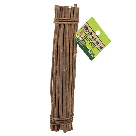 Natural Willow Mega Munch Sticks Small Pet Chew Treat, Made of All Natural Willow that is Completely Safe For Your Pet By Ware Manufacturing