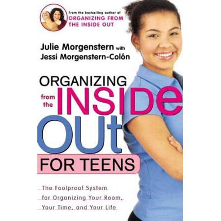 Organizing from the Inside Out for Teens - eBook
