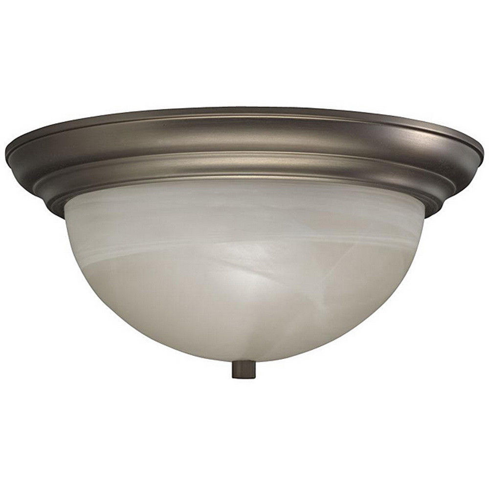 Ghp 13 w x 6 5 h cashmere alabaster glass flush ceiling lighting fixtures
