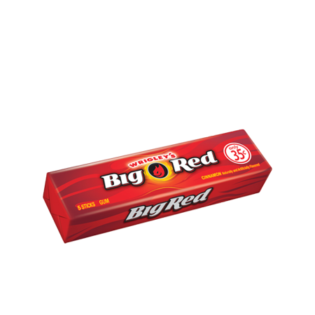 Big Red Gum Sticks