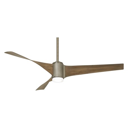 Minka Aire Triple 60 in. Ceiling Fan with LED Light