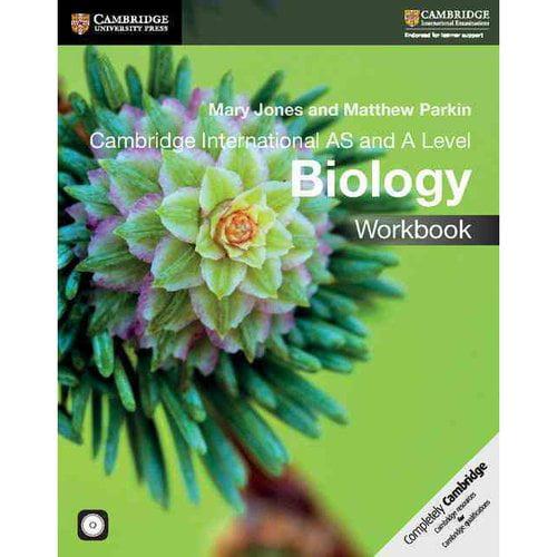 Cambridge International AS and A Level Biology Workbook