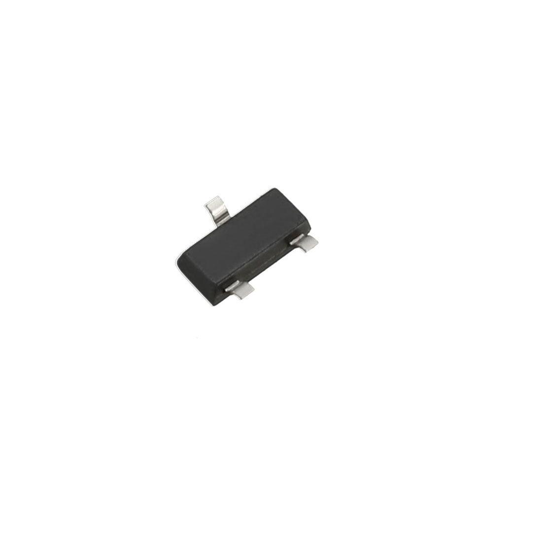 50pcs S9018-J8 Transistor NPN 18V 50mA 200mW Surface Mount SOT-23 - image 1 de 3