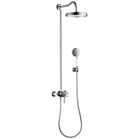 Hansgrohe Axor 16570831 Montreux Showerpipe Shower System, Various Colors