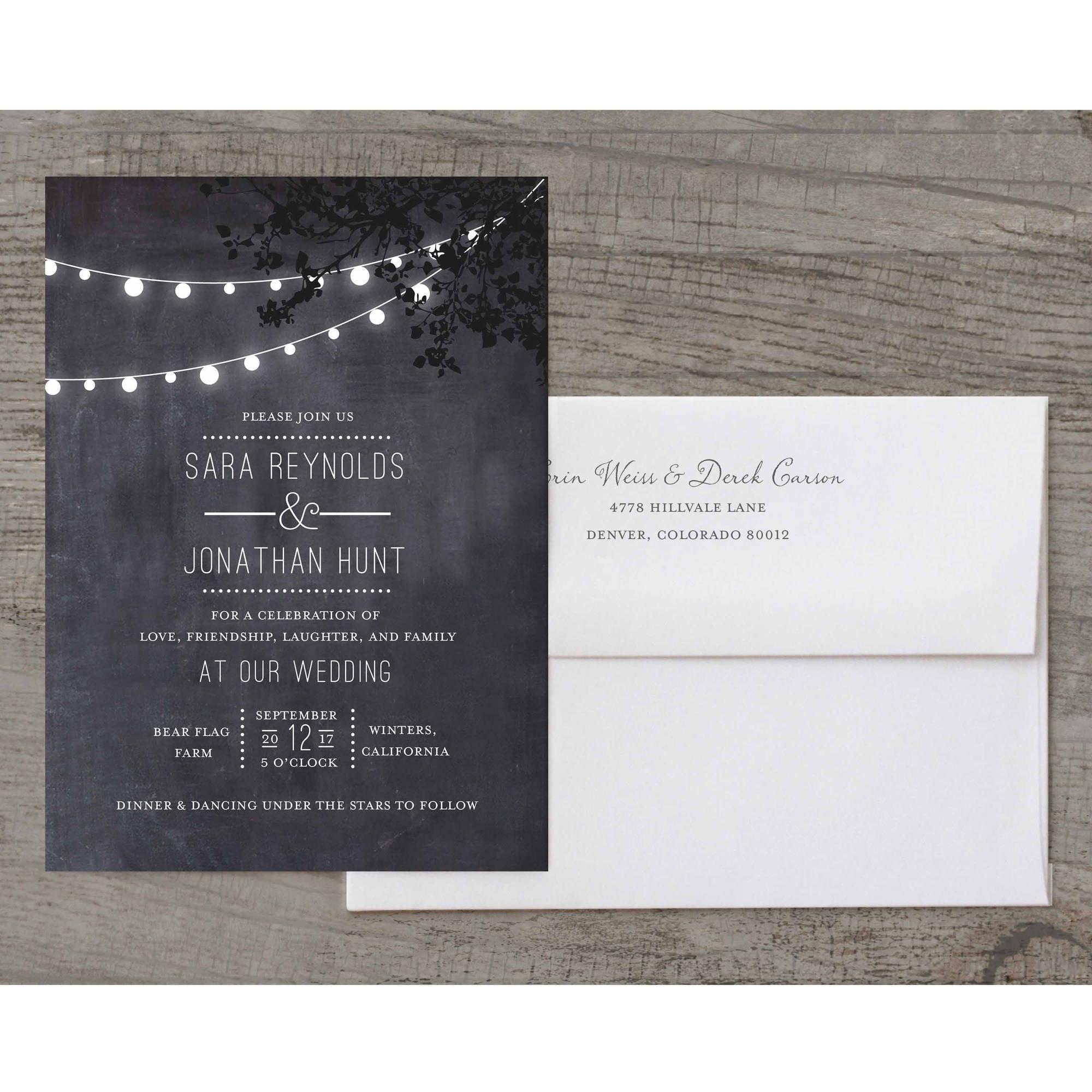 Wedding invitations wedding glow deluxe wedding invitation filmwisefo