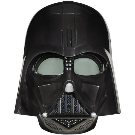 Star Wars Darth Vader Voice Changer Helmet - Darth Vader Supreme Helmet