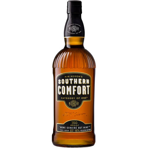 Southern Comfort liqueur, 100 Proof, 750 mL