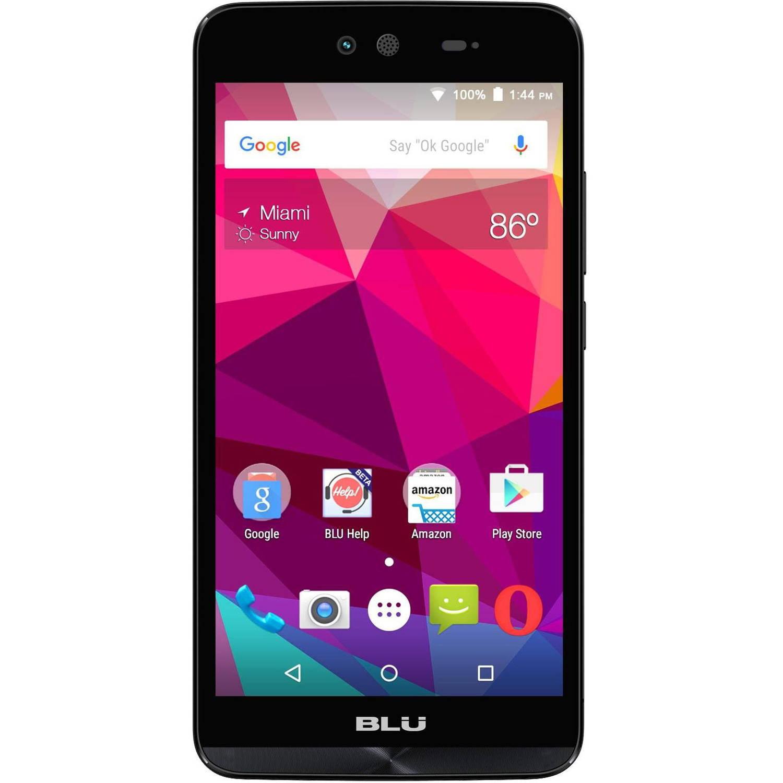 Celular BLU Dash X D010U GSM Dual SIM Android Quad-Core Smartphone (desbloqueado) + BLU en VeoyCompro.com.co