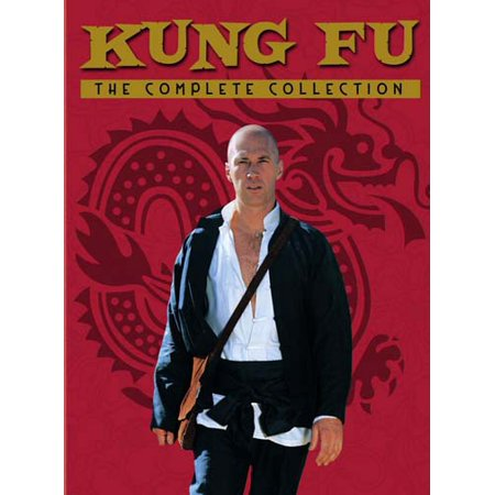 Kung Fu: The Complete Series Collection (DVD) - Halloween Complete Collection Dvd