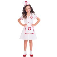 Darling Nurse Child Costume (Medium)