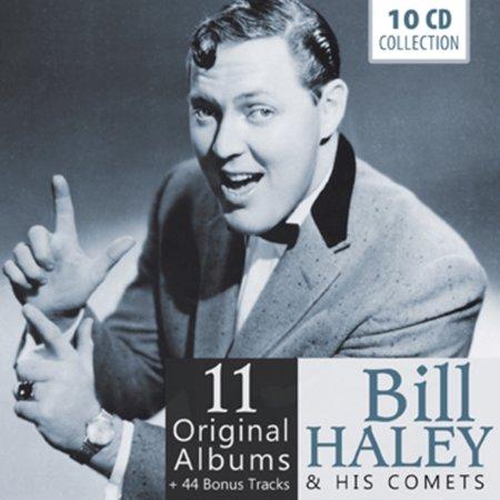 11 ORIGINAL ALBUMS [BILL HALEY/BILL HALEY & HIS
