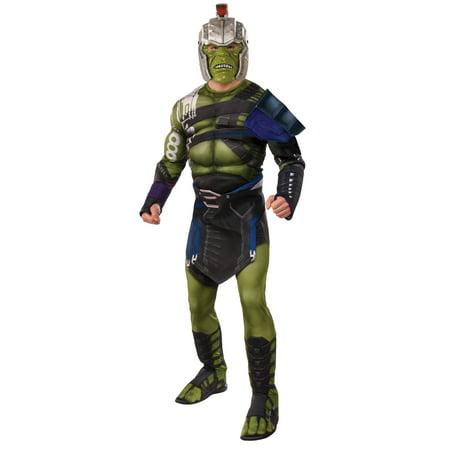 Thor: Ragnarok Adult Deluxe War Hulk Costume](Thor Adult Costume)