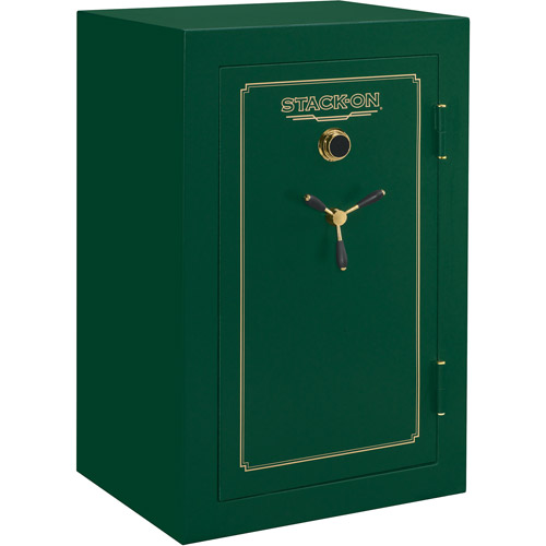 Stack-On 36 Gun Fire Resistant Security Safe with Combination Lock FS-36-MG-C Hunter Green