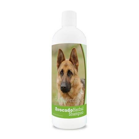 Healthy Breeds 840235157137 German Shepherd Avocado Herbal Dog