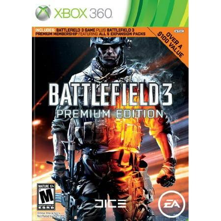 Electronic Arts 19802 Battlefield 3 X360 Premium Ed