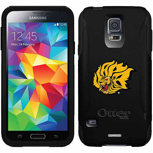 Arkansas At Pine Bluff Lion Head Design on OtterBox Commuter Series Case for Samsung Galaxy S5