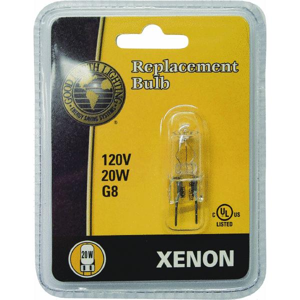 Good Earth Lighting G8 Replacement Xenon Light Bulb