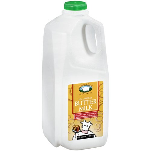Shamrock Farms Buttermilk, .5 gal