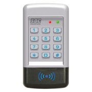 SDC 920P Digital Keypad with Prox Reader,3 in. W
