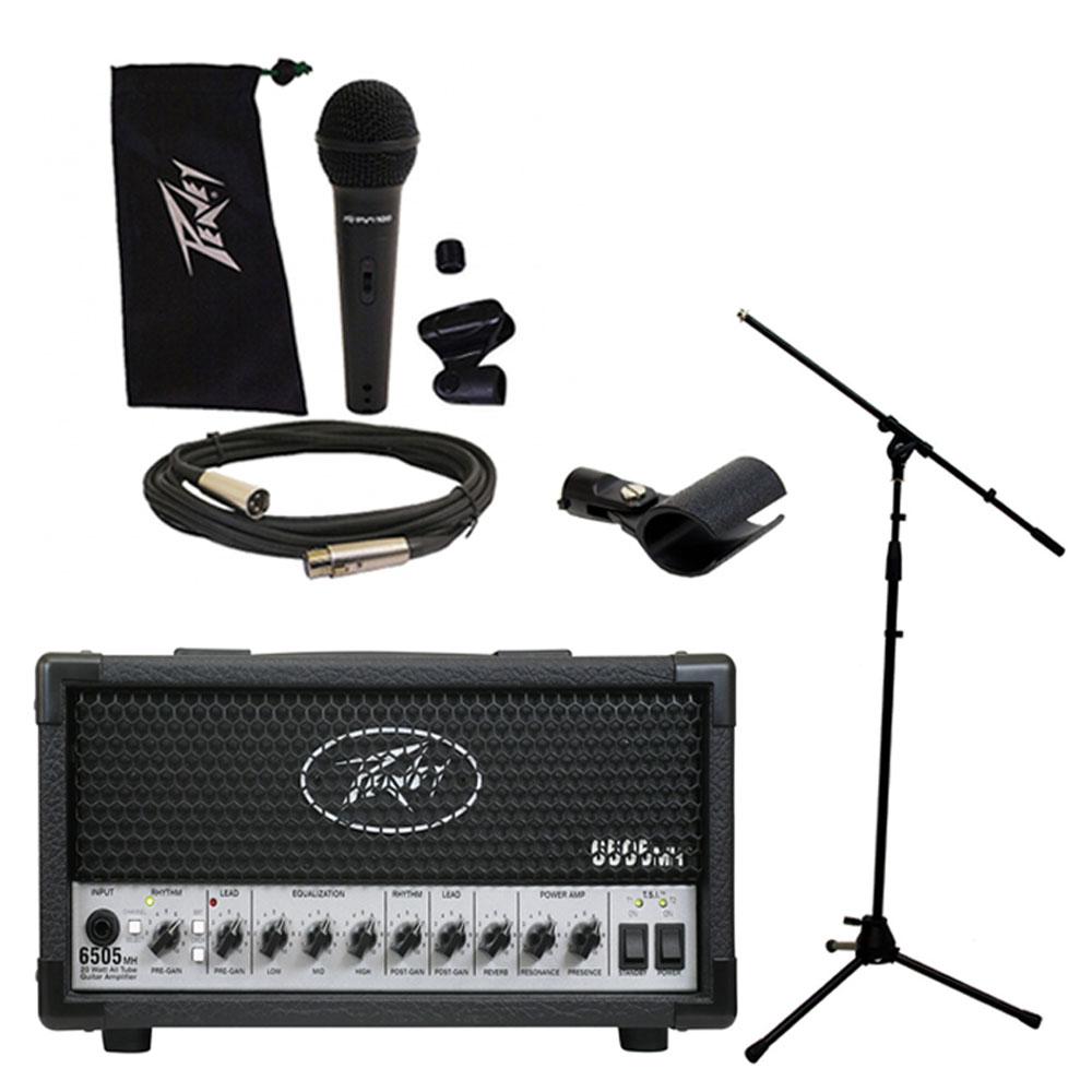 Peavey 6505 MH Mini Head Electric Guitar 20W Tube Amp Amp...