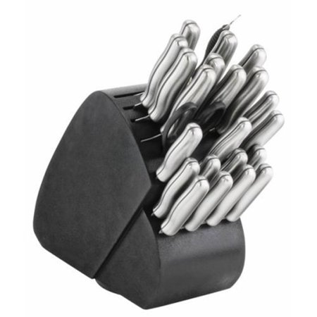 Knife Set Steel Handles, 34-Piece - image 1 de 1