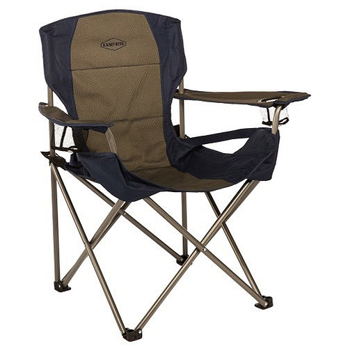 Chair With Lumbar Support kamp rite folding chair with lumbar support - walmart