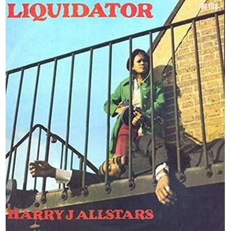 Harry J Allstars   Liquidator  Vinyl