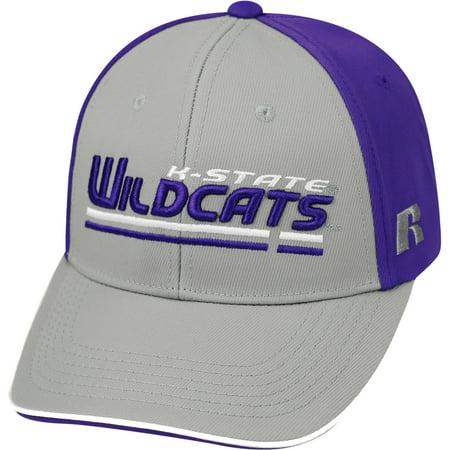 University Of Kansas State Wildcats Away Two Tone Baseball Cap State University Scrub Cap