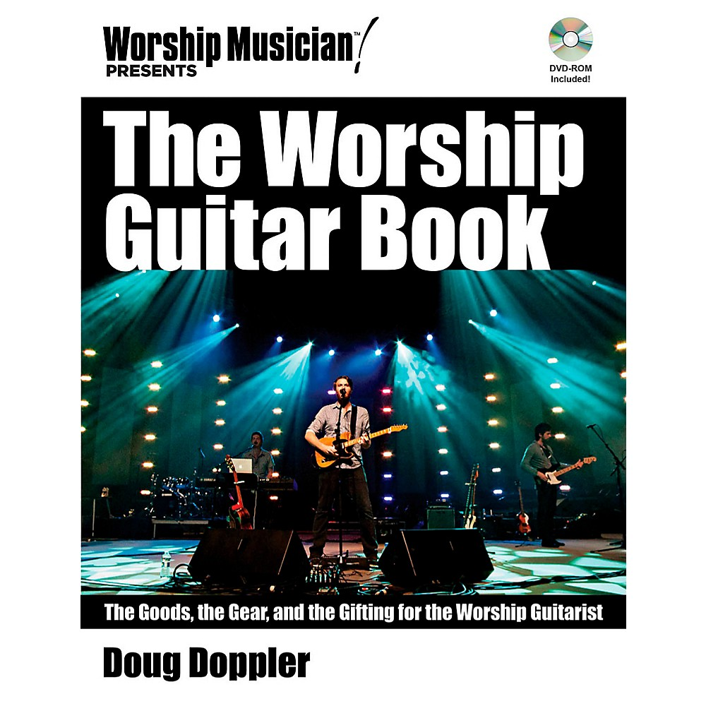 Hal Leonard The Worship Guitar Book