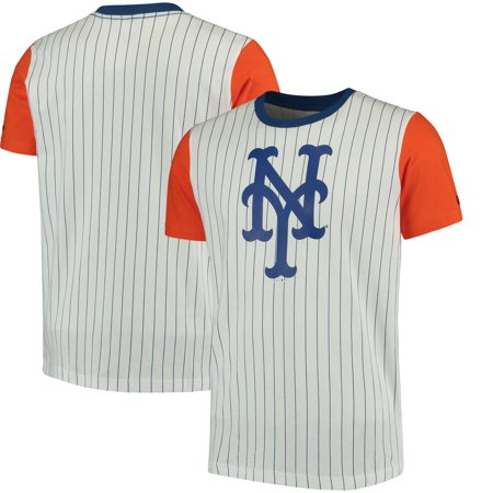 Clothing In The Elizabethan Era (New York Mets New Era Pinstripe Baseball T-Shirt -)
