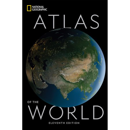 National Geographic Atlas of the World, 11th