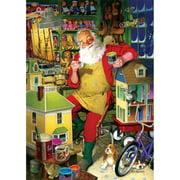 Santas Workshop 1000 Piece Puzzle