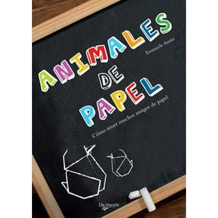 Animales de papel - eBook