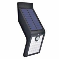 Akoyovwerve 2pcs LED Solar Light Wall Mount Lights