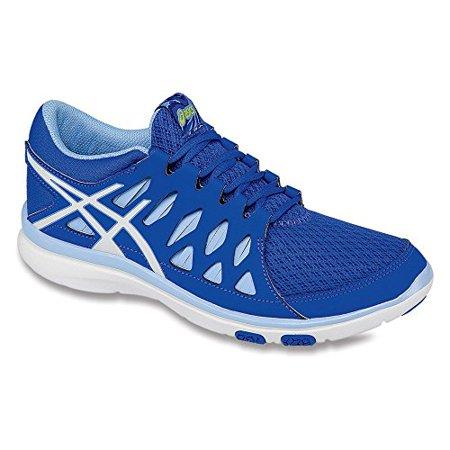ASICS GEL Fit Tempo 2 W Women's GEL Fitness Shoe, Blue
